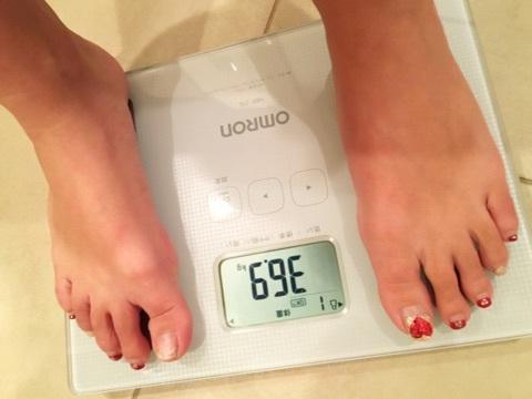 浜田ブリトニーの酵素ダイエット